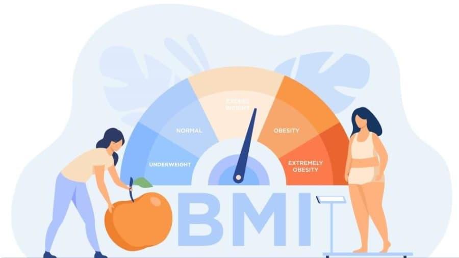 कोविड मरीज़ों में ज़्यादा BMI का मतलब है ज़्यादा खतरा!
