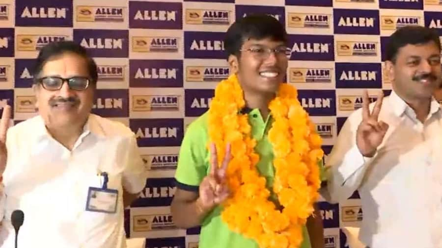 JEE advanced 2021 result out, Delhi's Mridul Agarwal tops the exam