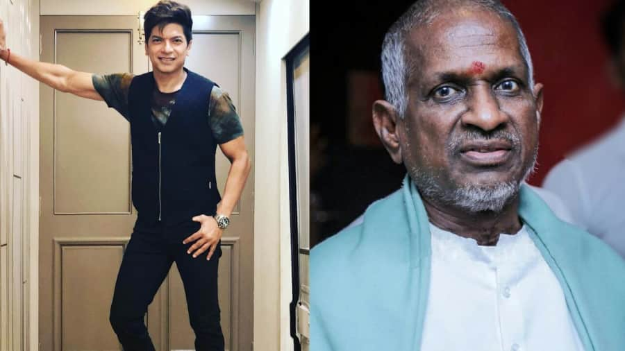 Singer Shaan roped in to play pivotal role in Ilaiyaraaja's film 'Music School'