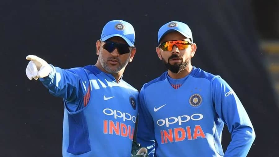 He will boost India's morale: Kohli delighted to have MS Dhoni as mentor for T20 World Cup 2021