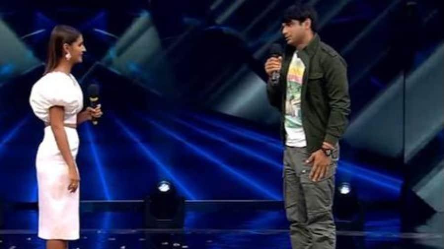 dance +6 : Neeraj Chopra ने शक्ति मोहन को अपने अंदाज में किया प्रपोज, सेट पर मचाया खूब धमाल