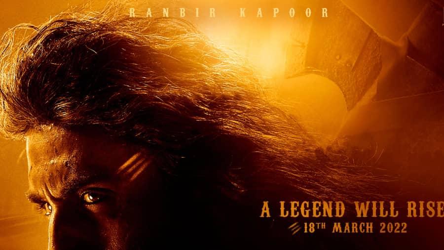 'Shamshera' first look out on Ranbir Kapoor's birthday: Actor looks fierce & intense
