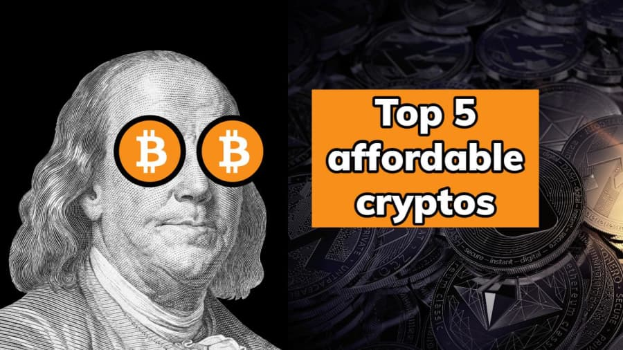 Crypto Corner: Missed Bitcoin? No worries, here are 5 affordable cryptos you can invest in