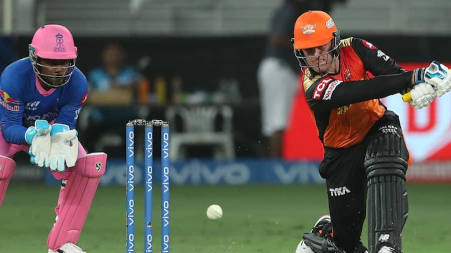 IPL 2021: রাজস্থানকে ৭ উইকেটে হারিয়েও লিগ টেবিলের শেষে হায়দ্রাবাদ