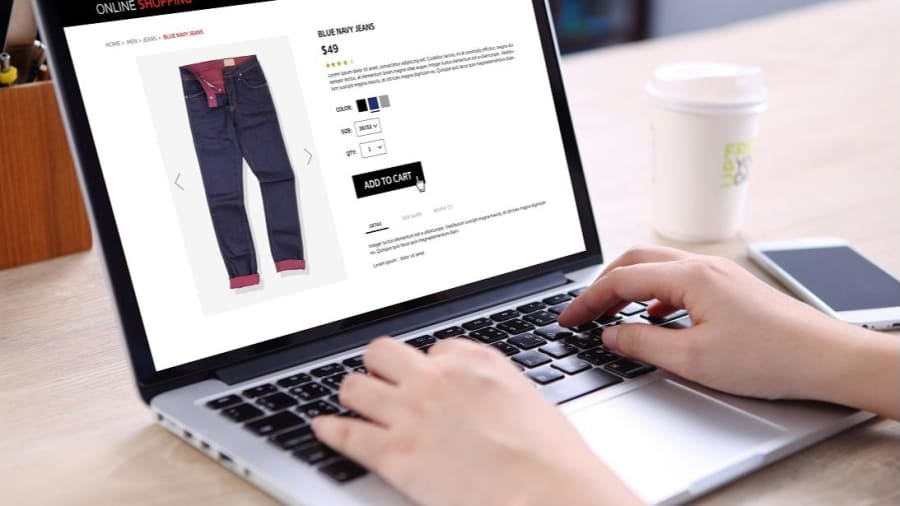 Back at it! More shoppers are searching for jeans than loungewear, data shows