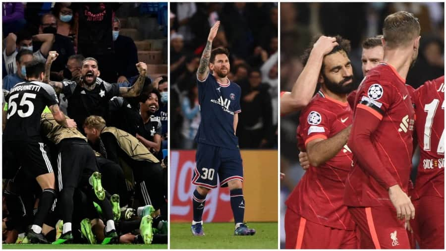 Champions League: Shocker for Real Madrid, Messi scores for PSG & Liverpool win big