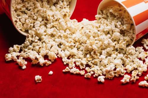 Popcorn for weight loss?