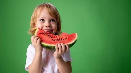 Parents take note! Children need to up their fruit and veggie game to improve their mental well-being