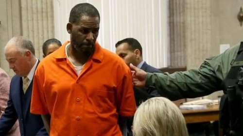 Turns out, crime sells! R. Kelly's album sales jump 500% after sex trafficking conviction