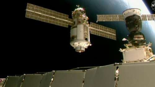 'Tug-of-war' at International Space Station as Russian module misfires