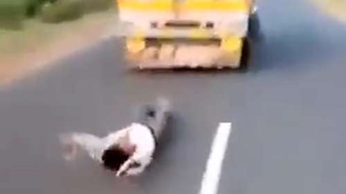 Shocking video: Tribal man beaten, tied to truck and dragged, dies