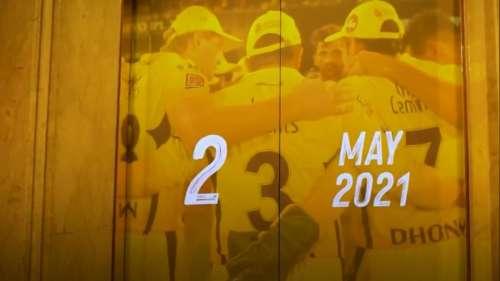 IPL 14: CSK ने पोस्ट किया इमोशनल वीडियो, भावुक हुए फैंस