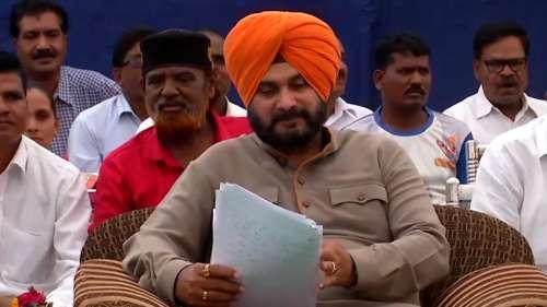 Reasons why NavjotSinghSidhu may have quit as Punjab Congress chief