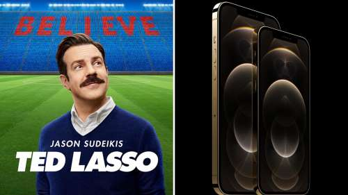 Notchless iPhone appears in Apple TV+ series 'Ted Lasso': Apple's new design hint?