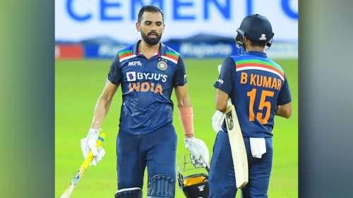 IND vs SL, 2nd ODI LIVE: ম্যাচের নায়ক দীপক চাহার, রুদ্ধশ্বাস ম্যাচে শ্রীলঙ্কাকে হারিয়ে সিরিজ ভারতের