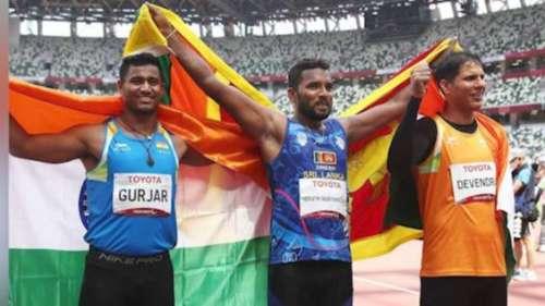 Tokyo Paralympics: India dominates Javelin podium, Jhajharia bags silver, Sundar Singh wins bronze
