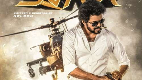 Vijay Thalapathy is in 'Beast' mode in 'Thalapathy 65' first look poster