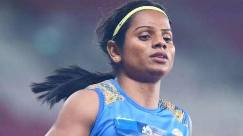 Tokyo Olympics: भारतीय स्प्रिन्टर दुती चंद ने बनाया रिकॉर्ड पर सेमीफाइनल में जगह बनाने से चूकीं