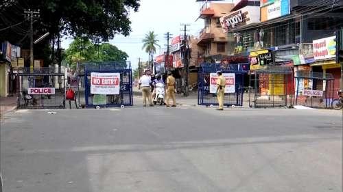 Corona Cases बढ़ने के बाद केरल सरकार ने भी बढ़ाई सख्ती, 23 और 24 जुलाई को पूरे राज्य में पूर्ण लॉकडाउन