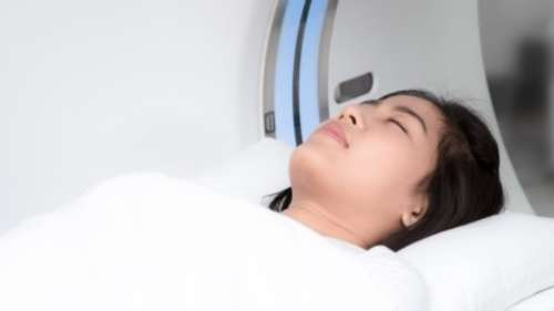 Decoding chest CT scan