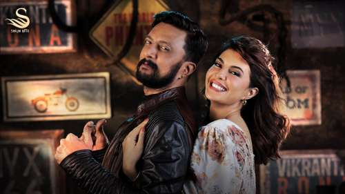 Jacqueline Fernandez joins Kichcha Sudeep starrer 'Vikrant Rona'