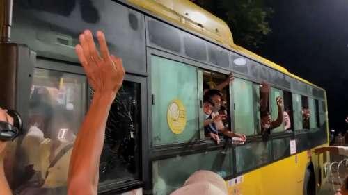 Mass prisoner release in Myanmar, Suu Kyi remains in detention