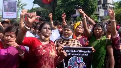 Amid unrest, Bangladesh PM Sheikh Hasina steps in