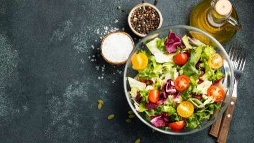 Spice up with salads!