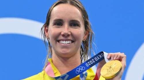 Emma wins historic 7th medal