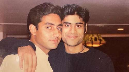 Jr Bachchan wishes Sikander Kher on his 40th birthday