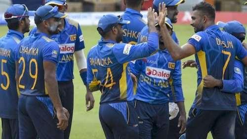 श्रीलंका से मिली हार
