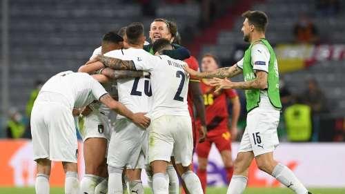 Euro 2020: इटली ने वर्ल्ड नंबर-1 बेल्जियम को दी पटखनी, सेमीफाइनल में स्पेन से होगा महामुकाबला