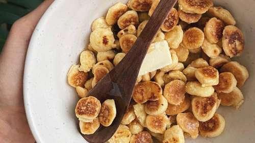 Viral pancake recipe!