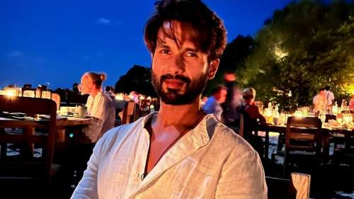 Shahid Kapoor is all set to star in an action film titled 'Bull', says 'it's an honour'