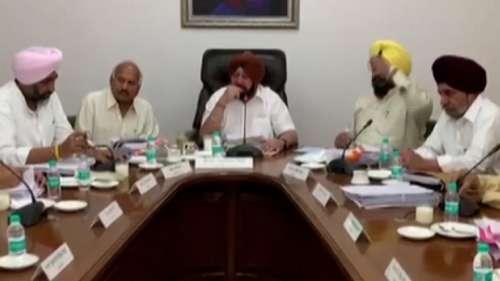 Punjab Congress: कैप्टन गुट ने कहा- बिना माफी सिद्धू से नहीं होगी अमरिंदर की मुलाकात