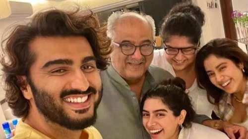 Arjun Kapoor का खुलासा, इन दो शख्स की वजह से बेहतर हुआ है पिता बोनी से रिश्ता