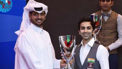Pankaj Advani beats Pakistan's Babar Masih to win 24th World title