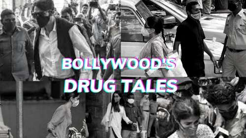 In-Depth   Amid Aryan Khan's arrest, here's a deeper look at Bollywood's history with drugs