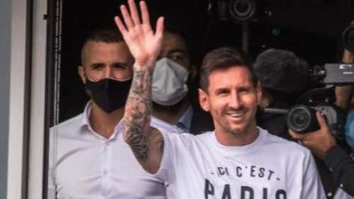 PSG star Lionel Messi was robbed in his hotel room in Paris