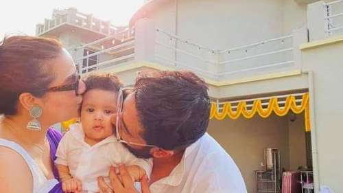 Yuvaan  Birth day: আজ ইউভানের একবছরে পা, গোপাল বেশে সাজানো হবে রাজ-শুভশ্রীর ছেলেকে
