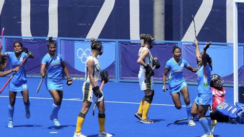 Indian women's hockey team makes history, enter Olympics 2020 quarter-finals