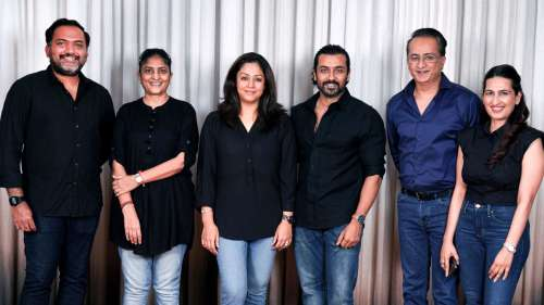 Suriya's 'Soorarai Pottru' to be remade in Hindi, Sudha Kongara to direct