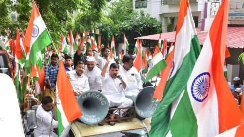 UP चुनाव से पहले केजरीवाल की पार्टी तैयारी, अयोध्या में 'तिरंगा यात्रा' निकालेगी AAP