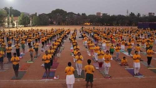 No park, no problem: Mysuru to take Yoga Day to the terrace