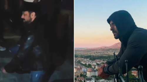 Watch! Salman Khan grooves to Jeene Ke Hai Chaar Din' as he wraps Turkey schedule of 'Tiger 3'