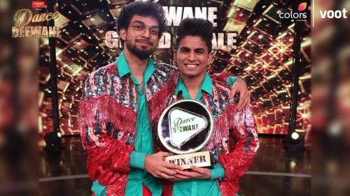Dance Deewane 3 Grand Finale: Piyush Gurbhele and Rupesh Soni bag trophy, Rs 40 lakh & a car