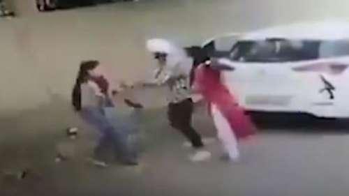 फरीदाबाद : सिरफिरे आशिक ने सरेआम मारी गोली, CCTV में कैद हुई वारदात