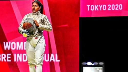Tokyo Olympics: क्या खूब लड़ी 'भवानी', भारतीय तलवारबाज Bhavani Devi ने हारकर भी जीता दिल