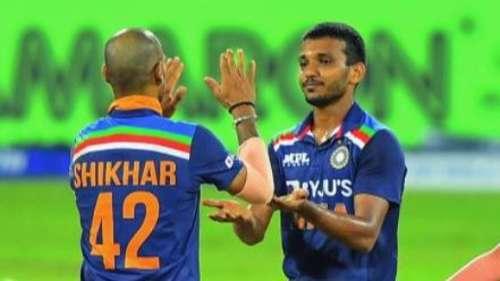Bhuvneshwar Kumar takes 4 wickets as India beats Sri Lanka by 38 runs