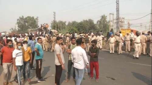 बल्लभगढ़: छात्रा हत्याकांड में आरोपी गिरफ्तार, लोगों ने हाईवे किया जाम